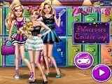 Play Princesses College Day