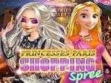 Play Princesses Paris Shopping Spree