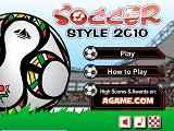 Play Soccer Style 2010