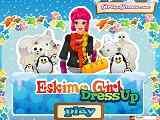 Play Eskimo Girl Dress Up