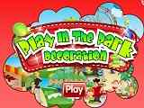Play Play in the Park Decoration