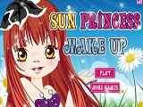 Play Sun Princess MakeUp
