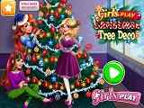 Play GirlsPlay Christmas Tree Deco