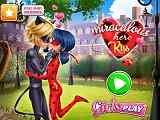 Play Miraculous Hero Kiss