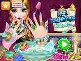 Play Ice Princess Nails Spa