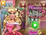 Play Sleeping Princess Real Haircuts