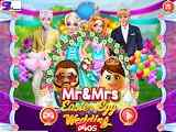 Play Mr  Mrs Easter Wedding