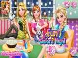 Play Fun Sisters Night
