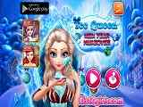 Play Ice Queen New Year Makeover