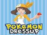Play Pokemon Dress Up