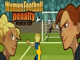 Play Women Football Penalty Champions