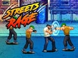 Play Streets Rage Fight