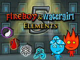 Play Fireboy & Watergirl 5: Elements