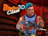 Play Rocket Clash 3D