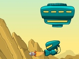 Play Alien Bot Madness