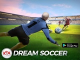 Play KiX Dream Soccer
