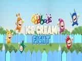 Play Oddbods Ice Cream Fight