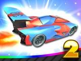 Play Fly Car Stunt 2