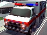 Play Best Emergency Ambulance Rescue Drive Sim