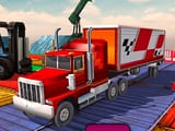 Play Impossible Truck Driving Simulator 3D