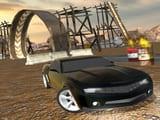 Play Muddy Village Car Stunt