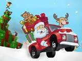 Play Santa Gift Truck