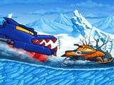 Play Car Eats Car Winter Adventure
