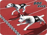 Play Crazy Dog Racing Fever Game 3D