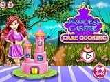 Play Princess Castle Cake Cooking